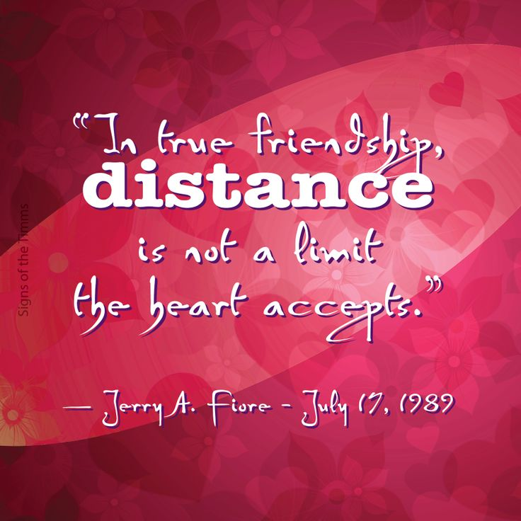 Quotes About Distance And Friendship Cool Friendship Quotes Which Express  True Friends Webups