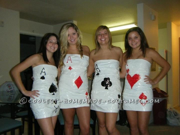 or are these homemade costumes better - Halloween Home Costumes