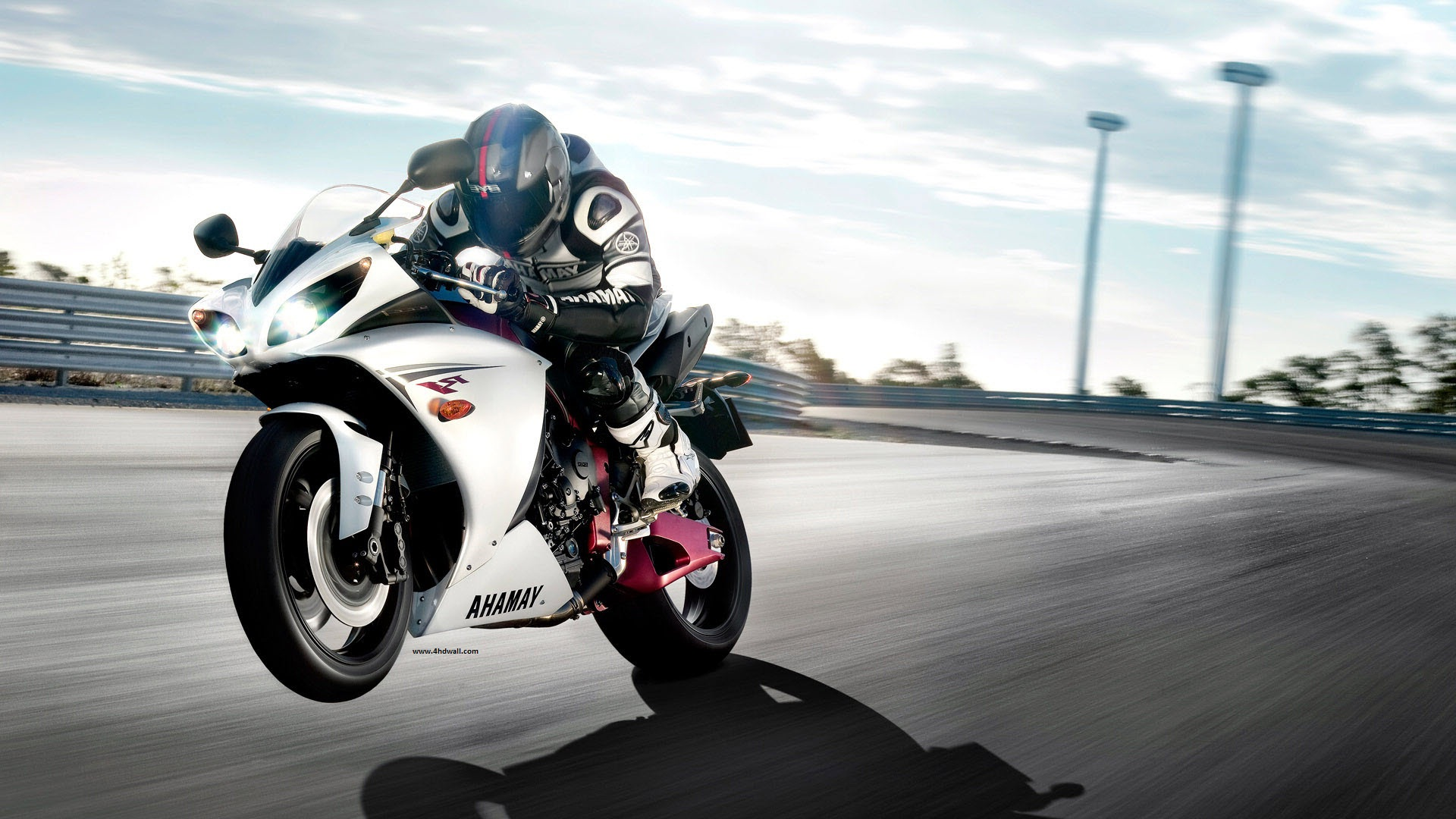 Yamaha Bikes Wallpaper HD for desktop  All is Wall