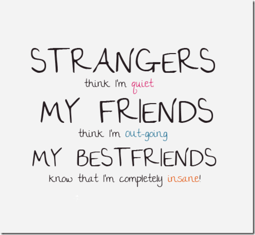 Friendship Quotes Which Express True Friends